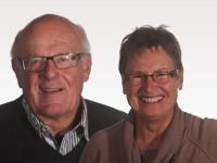 Alfred und Doris Gleich<br />Es fehlen: Almuth und Dieter Klein