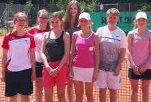 v.l.n.r.: Mareike Marinegh, Birte Dlapal, Lena Linsenmaier, Carina Wagner, Verena Fernandes, Laura Schönberg und Sophia Thiele