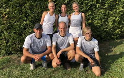 Aufstieg Mixed Aktive in die Verbandsliga