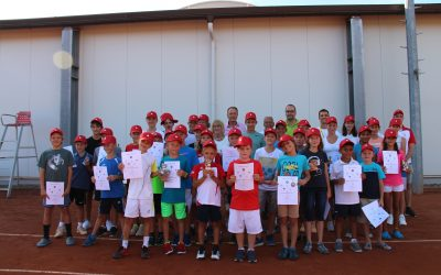 Weinstadt-Meisterschaften der Jugend 2018