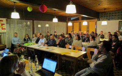 Mitgliederversammlung beim TCE – Dr. Uli Jakob neuer Vorsitzender