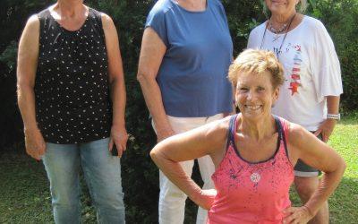 Aufstieg der Damen 65 in die Württembergstaffel