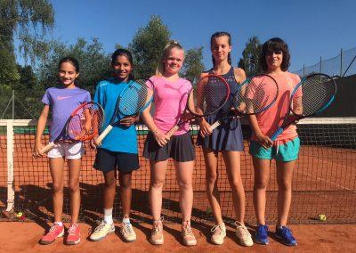 Juniorinnen 2 - Sommer 2019