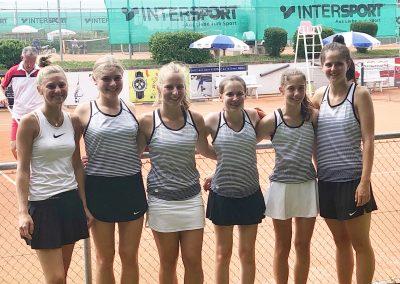 Juniorinnen 1 - Sommer 2019