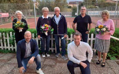 Saisonabschluss & Verleihung der Ehrenmitgliedschaft an Silvia Hofmann