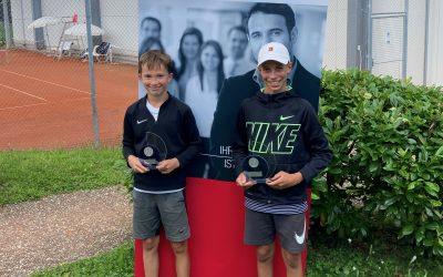 Erfolgreiche dritte Auflage der PROTEMA Tennis Trophy 2021